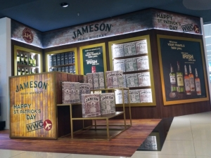 Jameson Pop Up Carrasco