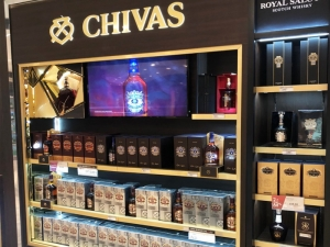 Chivas Backwall & Gondola