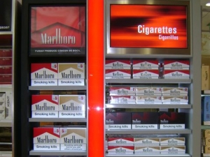 Backwall Marlboro
