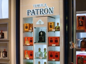 Backwall Tequila Patrón