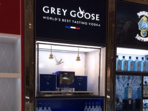Grey Goose Backwall