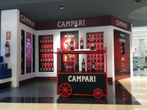Campari Pop Up Carrasco